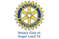 Rotary Club of Sugar Land, TX